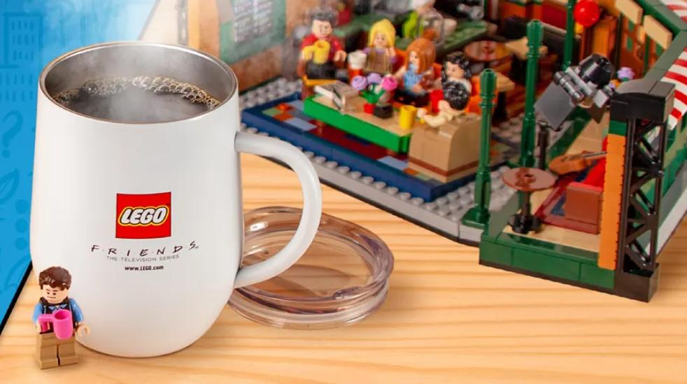 LEGO Friends coffee mug
