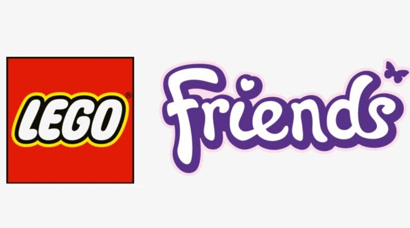 LEGO Friends Logo Featured 800 445