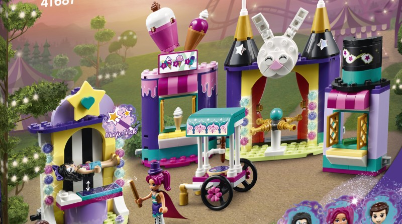 LEGO Friends Summer 2021 Even More Featured