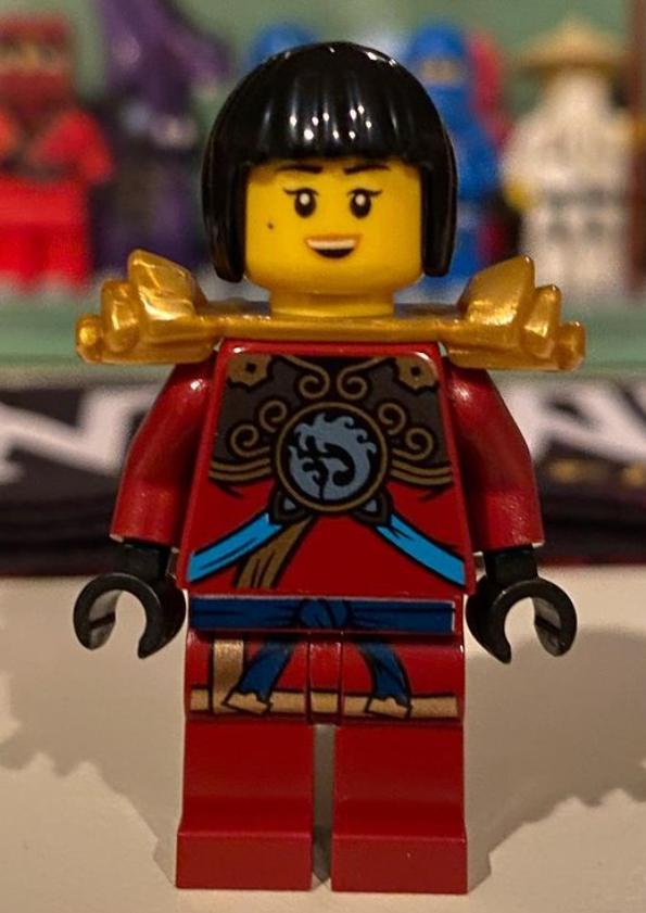 LEGO Future nya ninjago minifigure