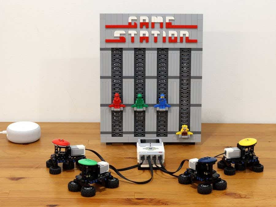 LEGO Game Station