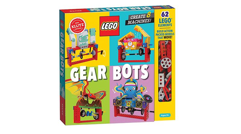 LEGO Gear Bots Featured