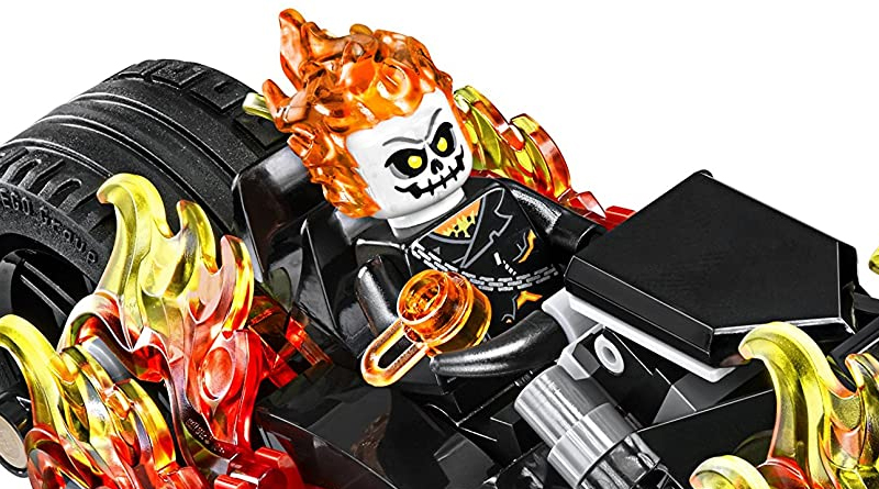LEGO Ghost Rider Featured