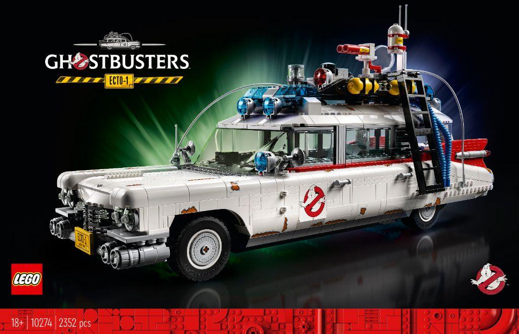 LEGO Ghostbusters 10274 ECTO 1 10