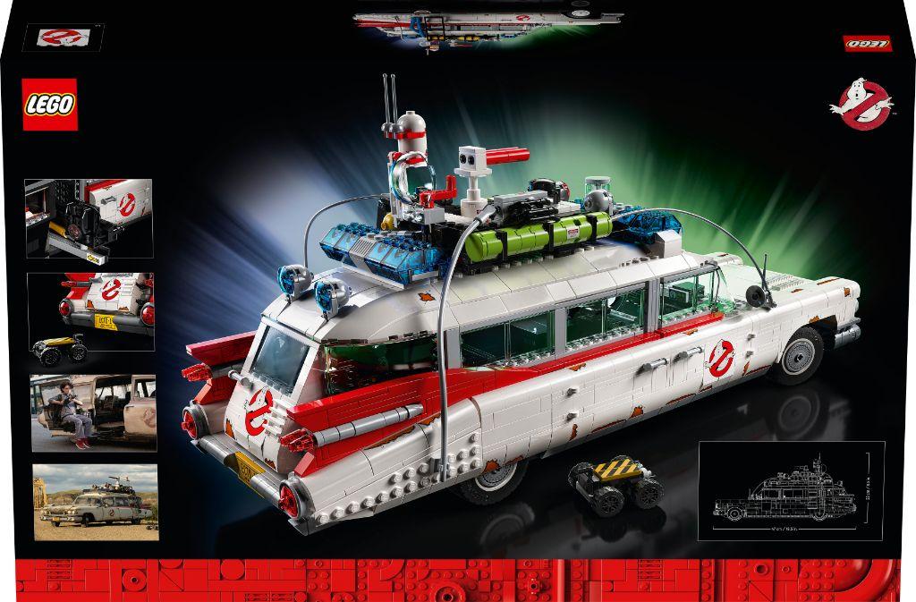 LEGO Ghostbusters 10274 ECTO 1 16