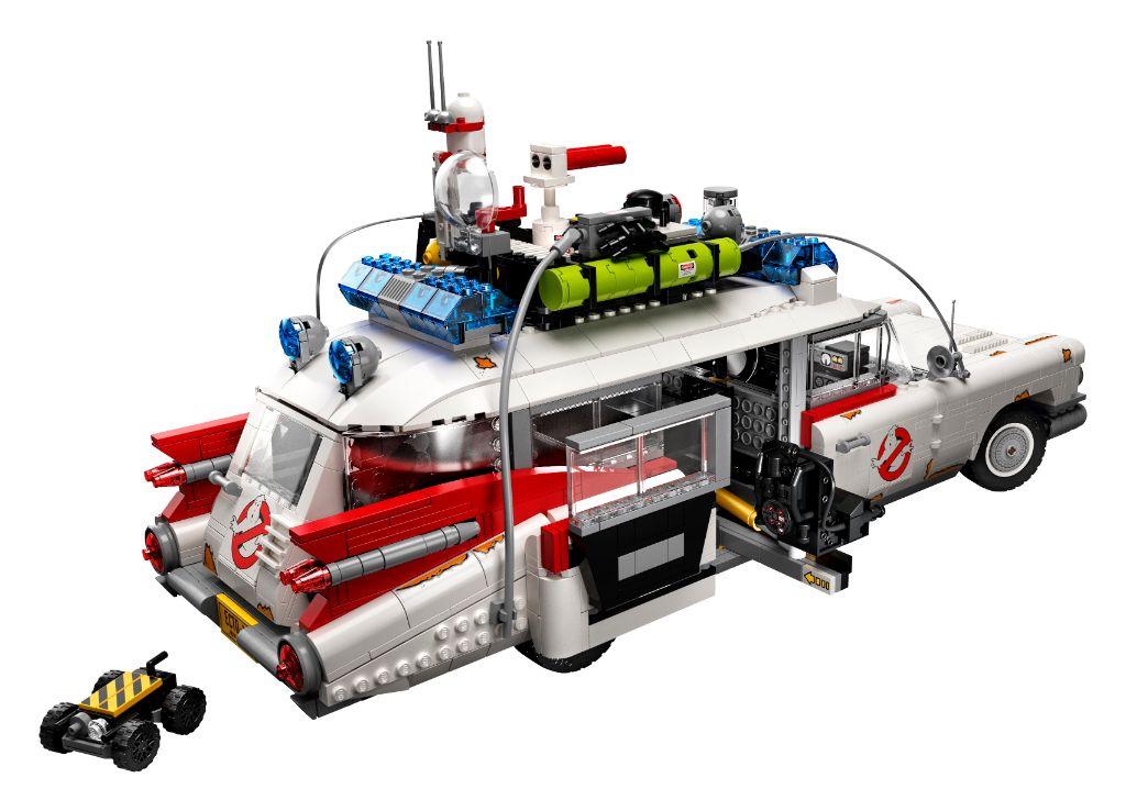 LEGO Ghostbusters 10274 ECTO 1 4