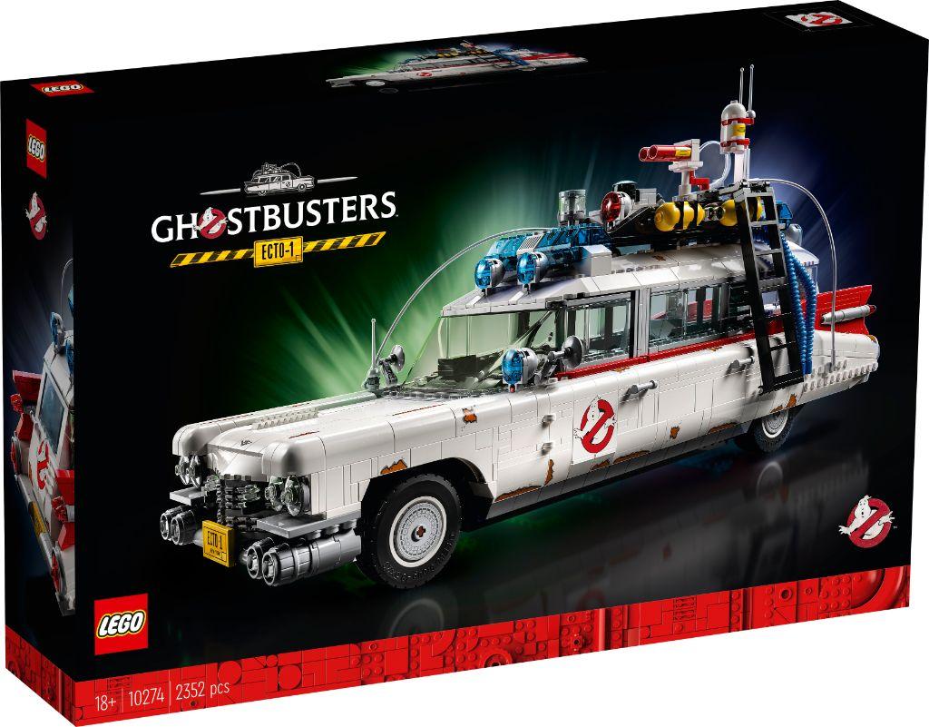 LEGO Ghostbusters 10274 ECTO 1 6