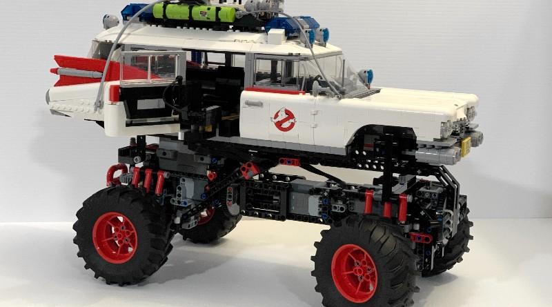 LEGO Ghostbusters ECTO 1 Remix Reddit Featured