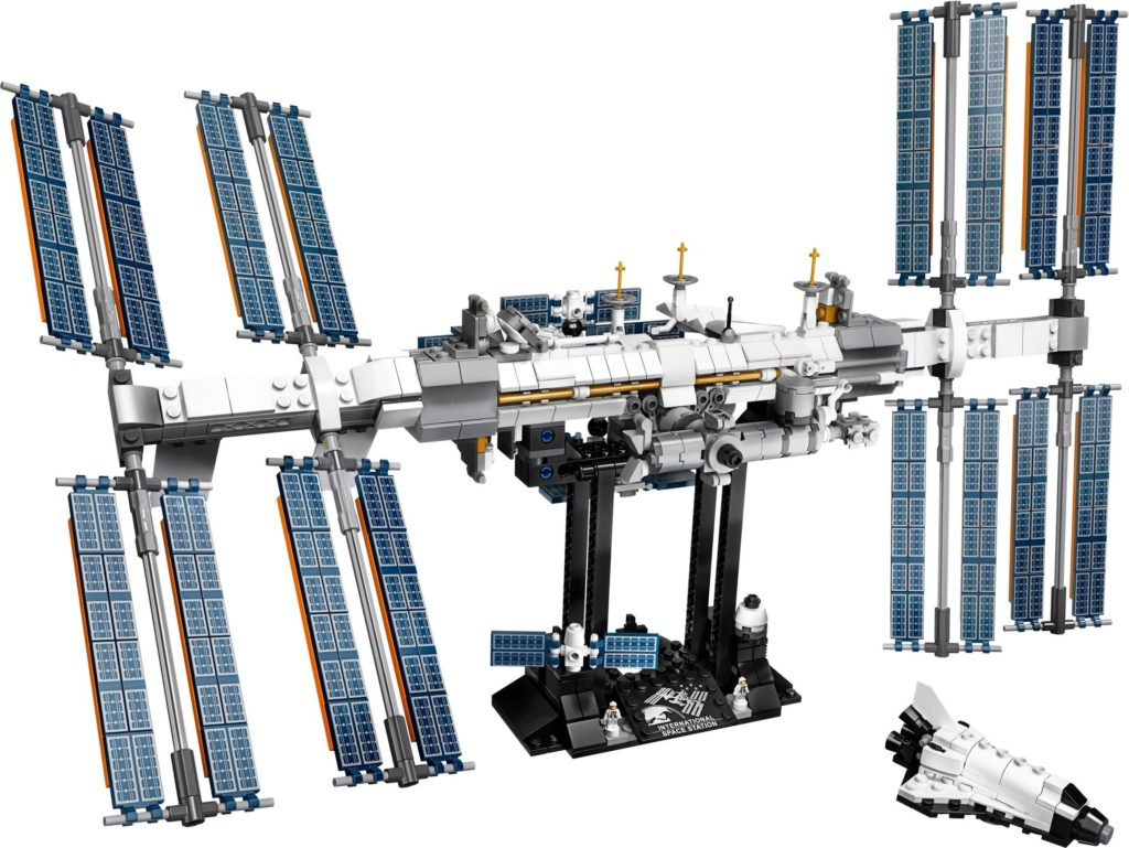 LEGO Gift Guide Space Station