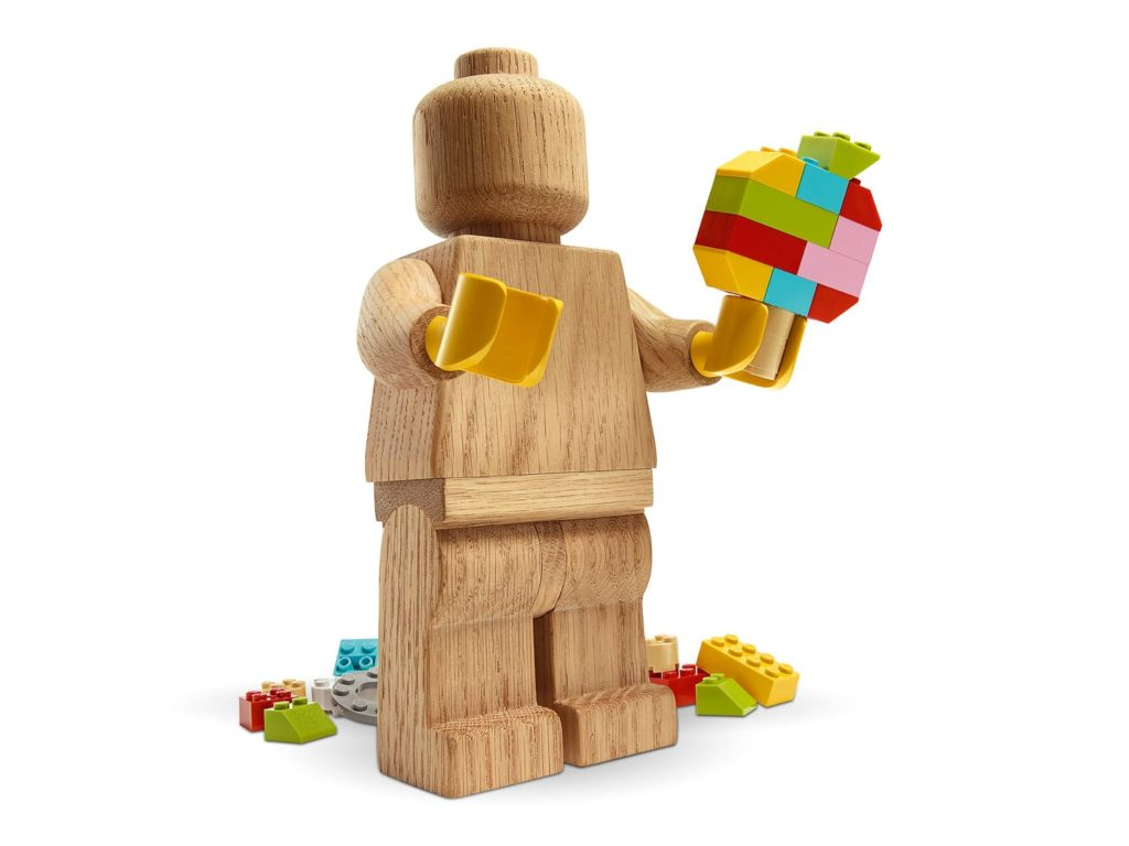 LEGO Gift Guide Wooden Minifigure