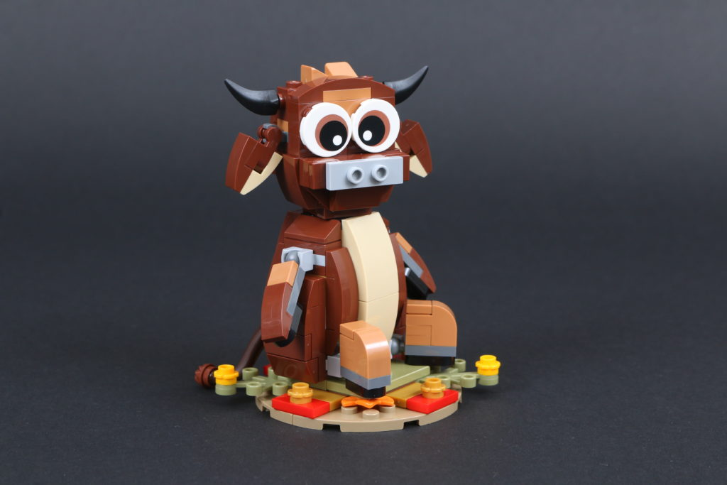 LEGO Gift With Purchase 40417 Year Of The Ox Review 2