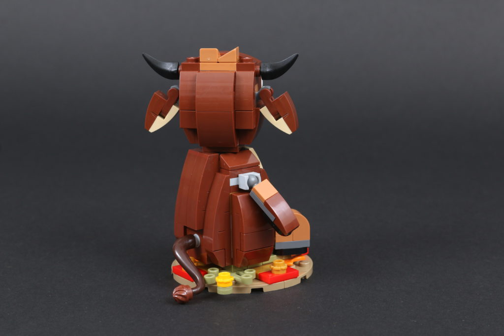 LEGO Gift With Purchase 40417 Year Of The Ox Review 3