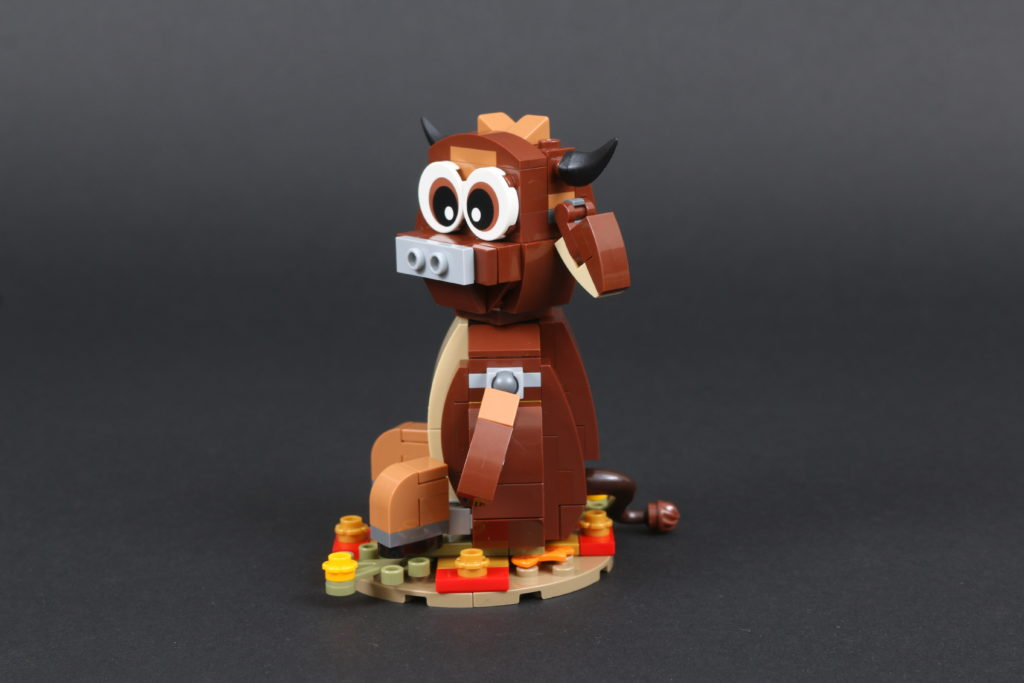 LEGO Gift With Purchase 40417 Year Of The Ox Review 4