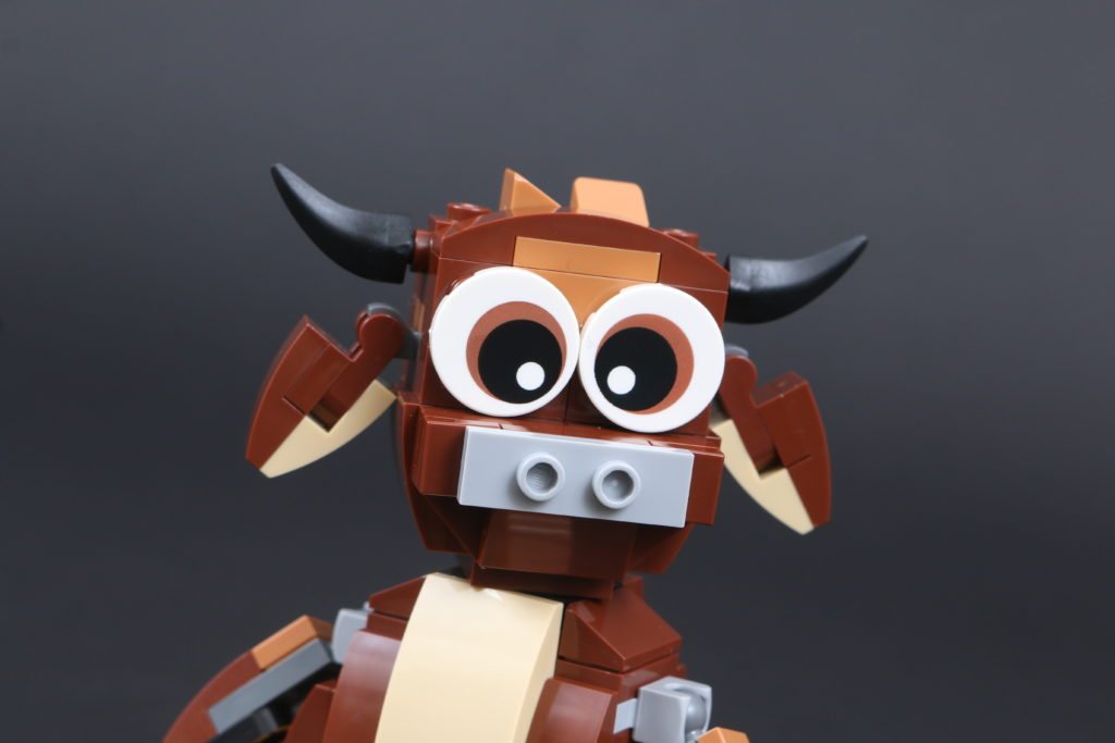 LEGO Gift With Purchase 40417 Year Of The Ox Review 5