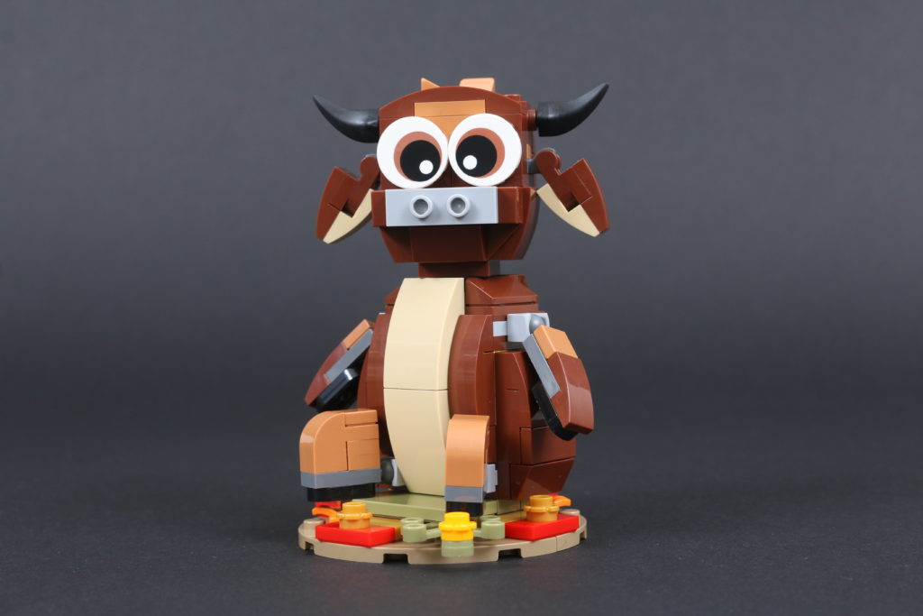 LEGO Gift With Purchase 40417 Year Of The Ox Review 6