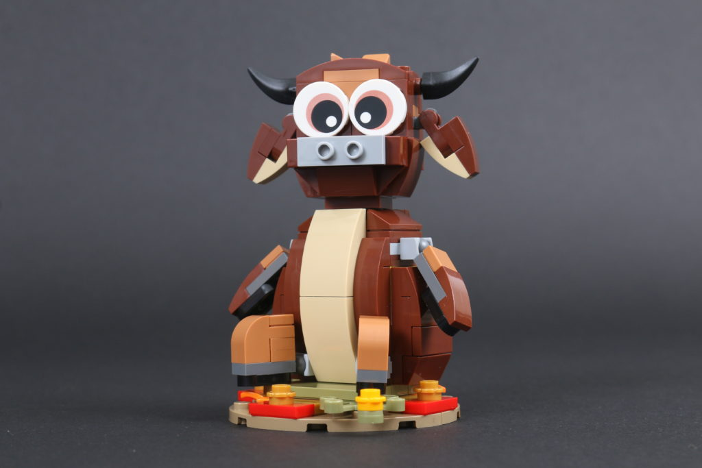 LEGO Gift With Purchase 40417 Year Of The Ox Review 9