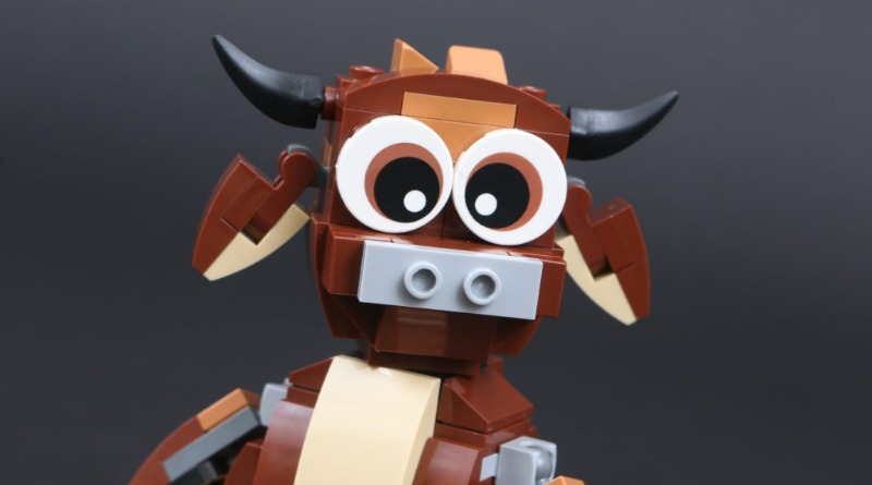 LEGO Gift With Purchase 40417 Year Of The Ox Review Featured 2