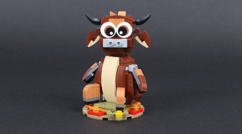 LEGO Gift With Purchase 40417 Year Of The Ox Review Featured 3 800x445