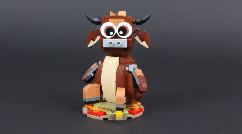 LEGO Gift With Purchase 40417 Year Of The Ox Review Featured 3