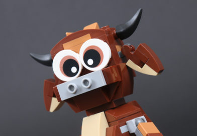 LEGO gift-with-purchase 40417 Year of the Ox review