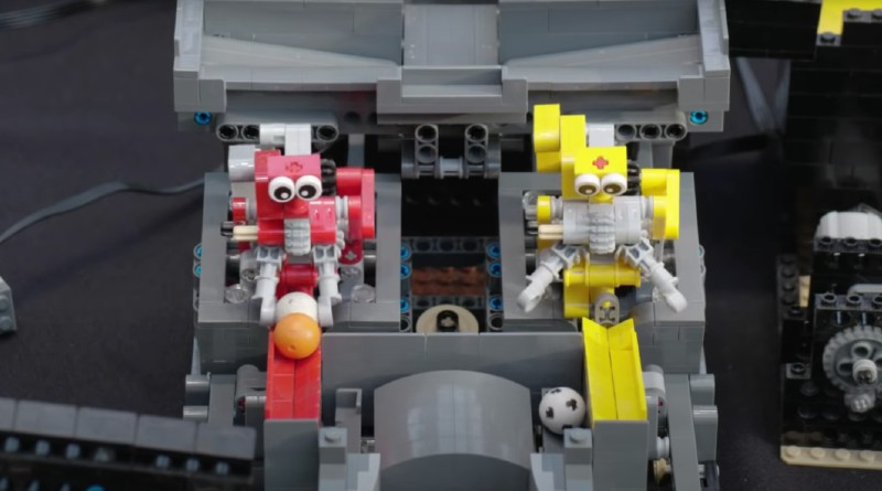 LEGO Great Ball Contraption Longest Featured