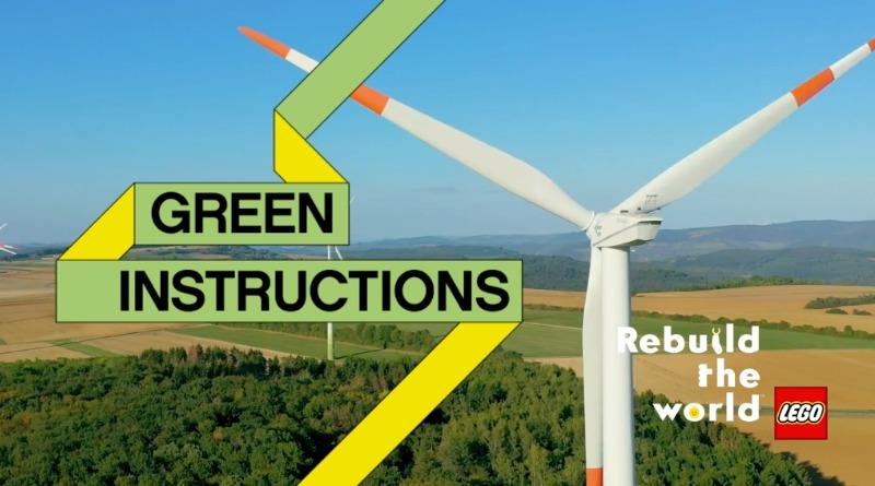 LEGO Green Instructions Initative
