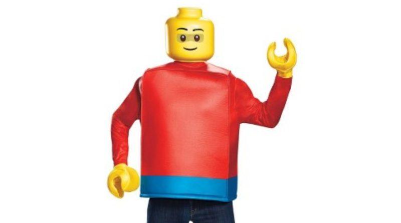LEGO Group Disguise Inc Partnership