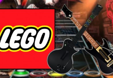 'Guitar Hero? What's crazy is LEGO had the idea first'