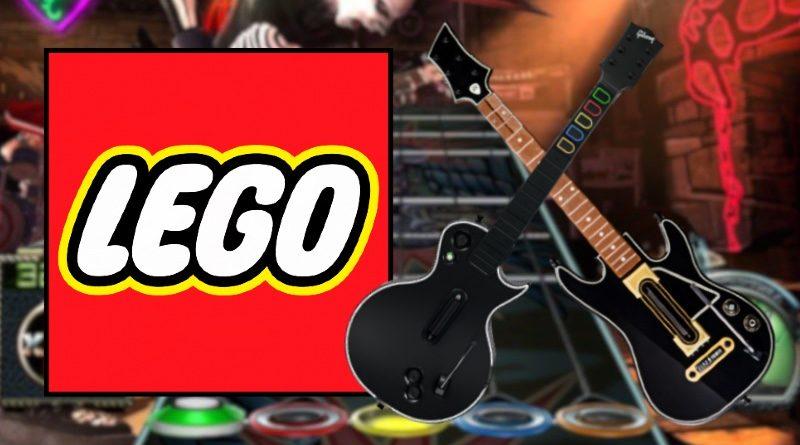 LEGO Guitar Hero featured