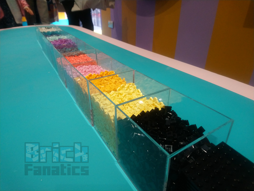 LEGO HOUSE OF DOTS Inside 11