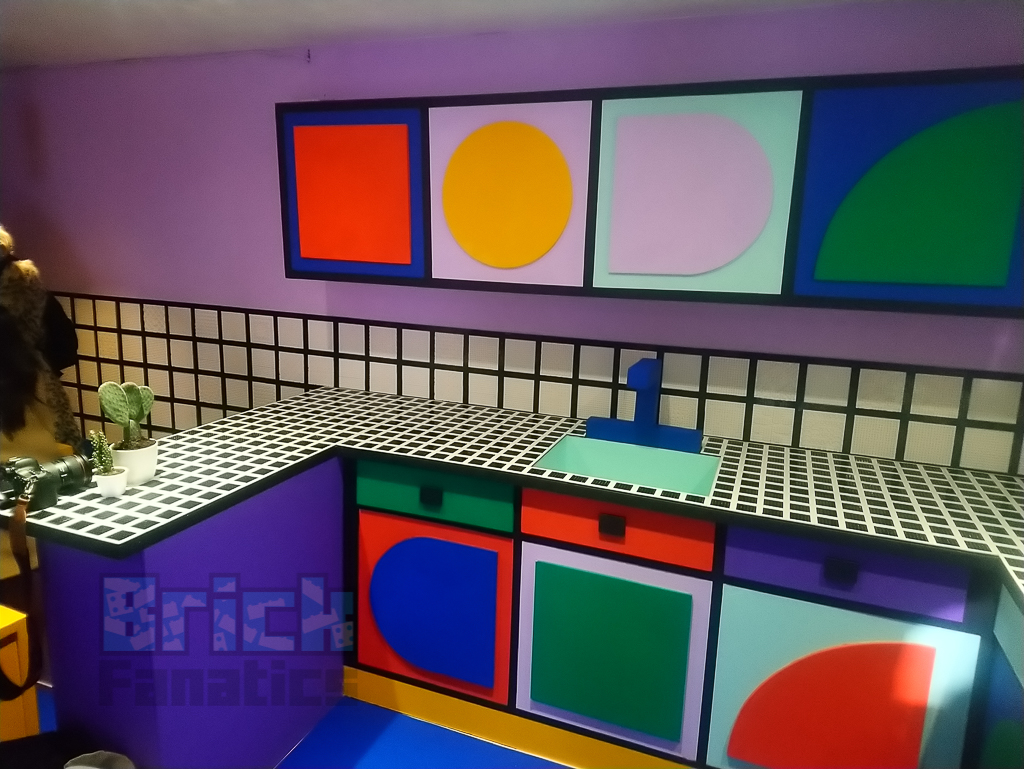 LEGO HOUSE OF DOTS Inside 8