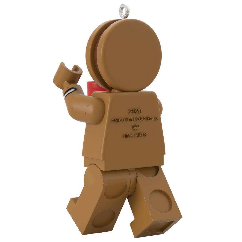 LEGO Hallmark 2020 Gingerbread Man 2