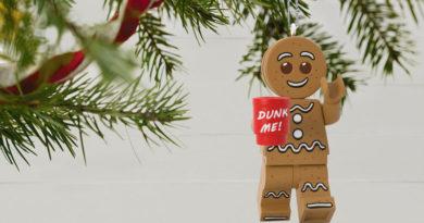 LEGO Hallmark 2020 Gingerbread Man