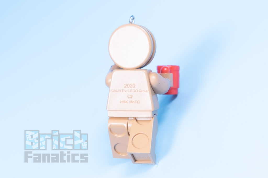 LEGO Hallmark Keepsake Ornaments 2020 Gingerbread Man 4