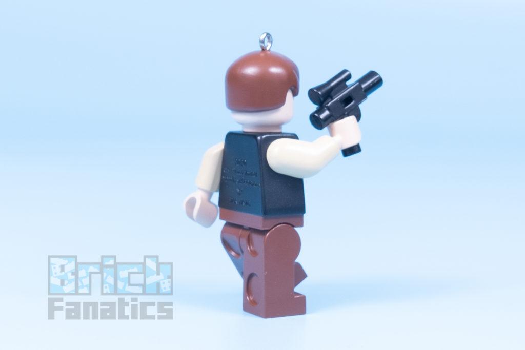 LEGO Hallmark Keepsake Ornaments 2020 Han Solo 2