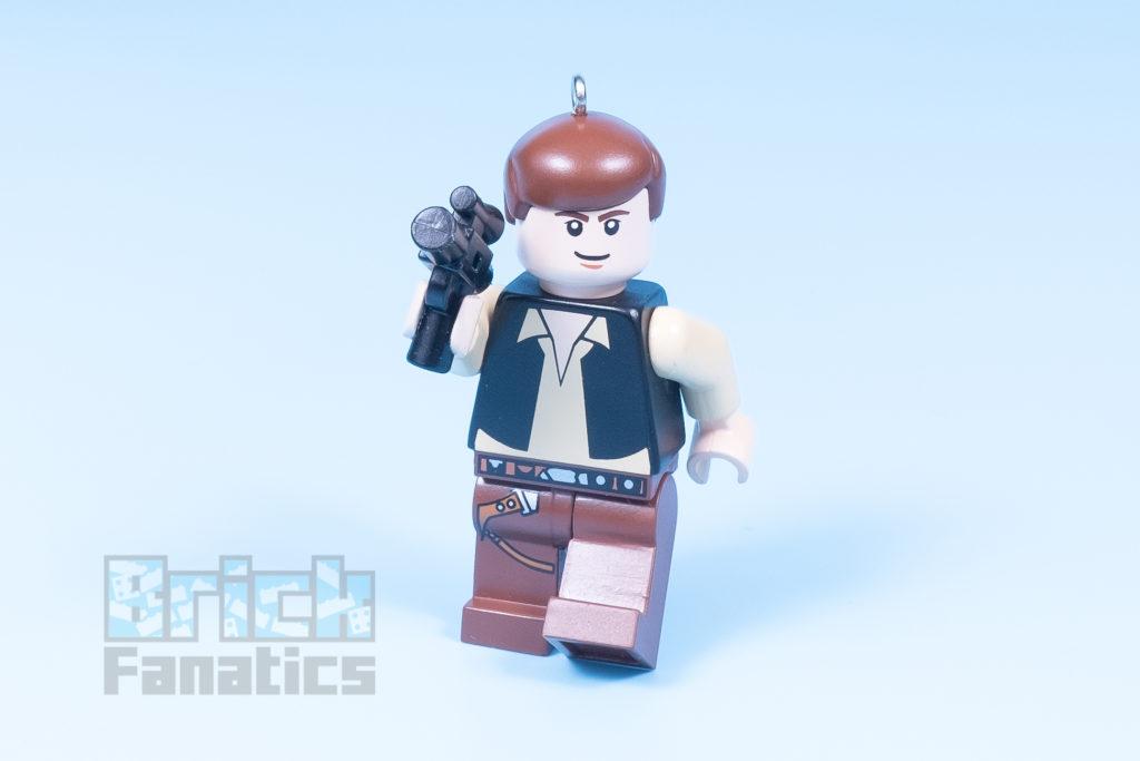 LEGO Hallmark Keepsake Ornaments 2020 Han Solo 4