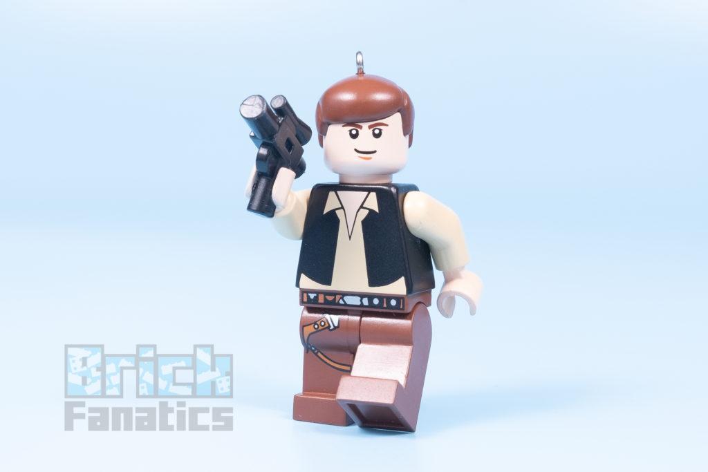 LEGO Hallmark Keepsake Ornaments 2020 Han Solo 5