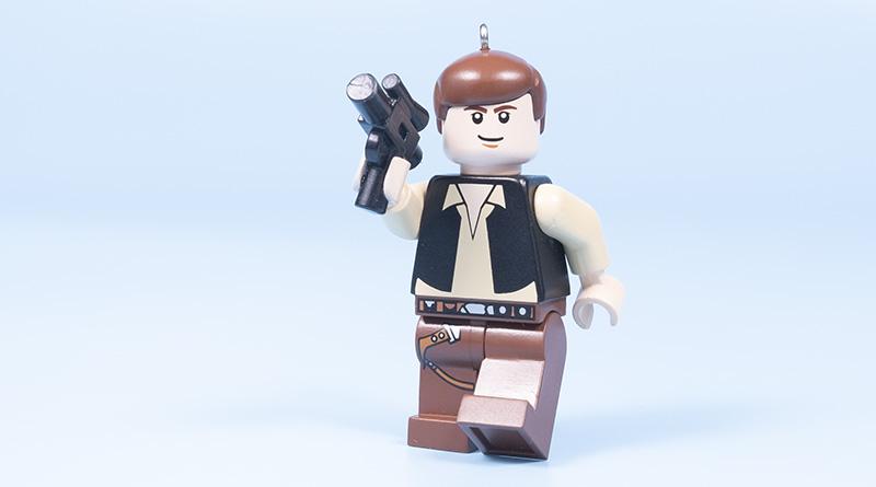 LEGO Hallmark Keepsake Ornaments 2020 Han Solo Featured