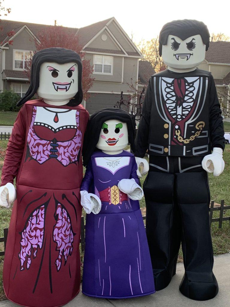 LEGO Halloween Costume 1