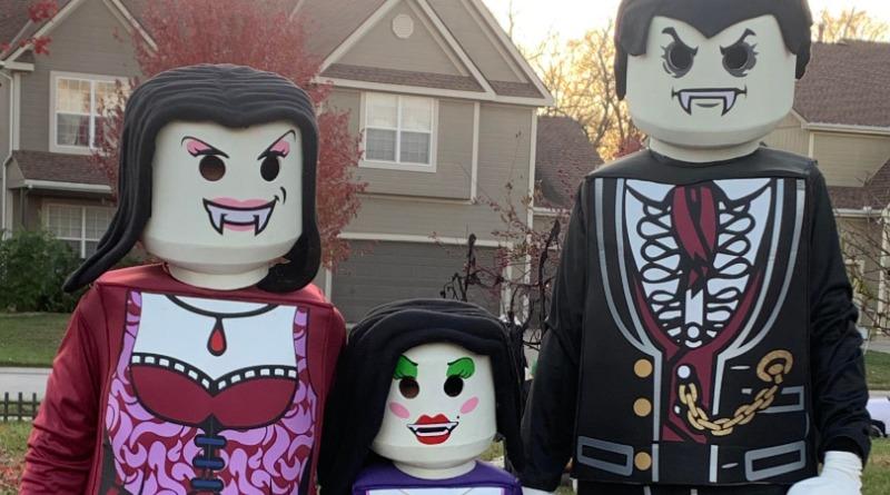 LEGO Halloween Costume Featured