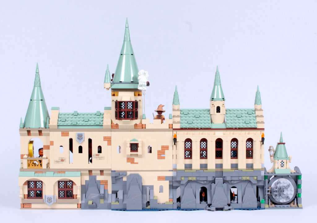 LEGO Harry Potter 20th Anniversary Hogwarts Combined 1