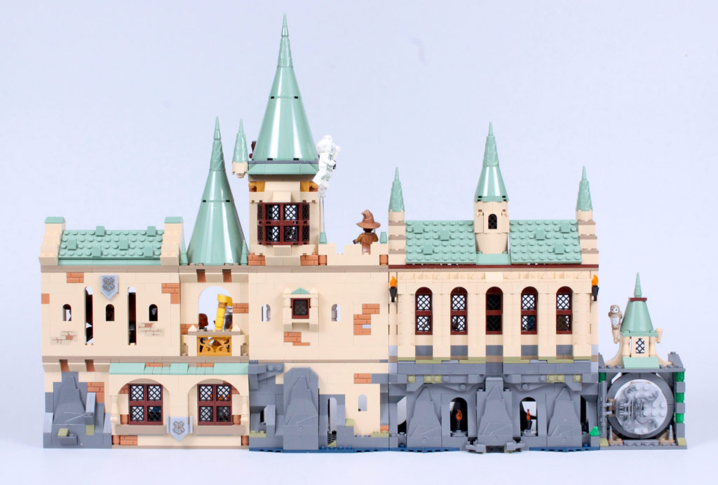 LEGO Harry Potter 20th Anniversary Hogwarts Combined 5