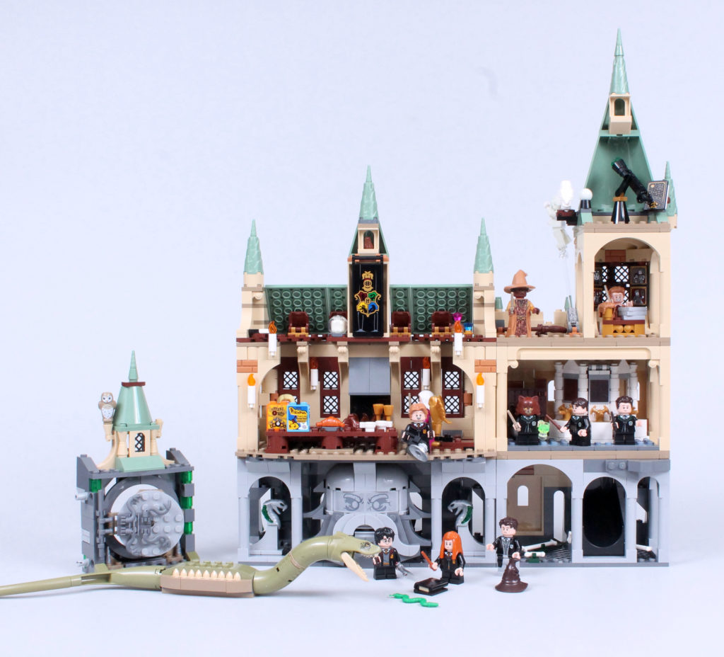 LEGO Harry Potter 20th Anniversary Hogwarts Combined 6