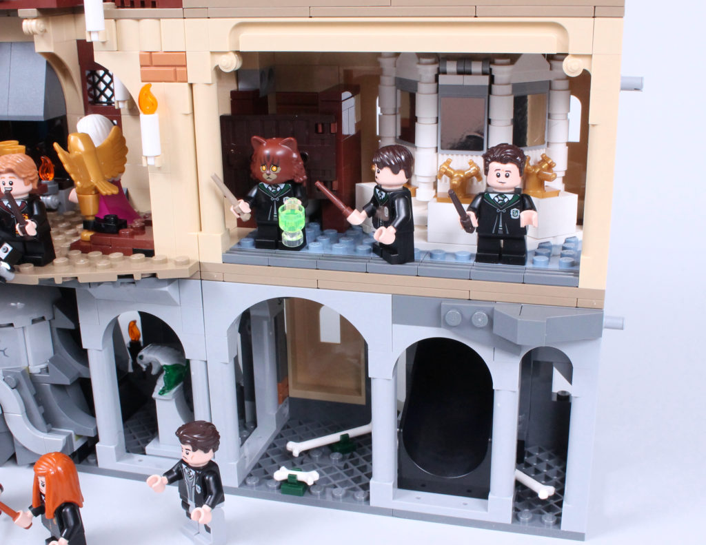 LEGO Harry Potter 20th Anniversary Hogwarts Combined 7