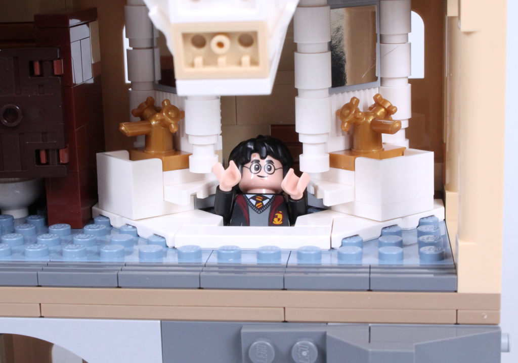 LEGO Harry Potter 20th Anniversary Hogwarts Combined 8