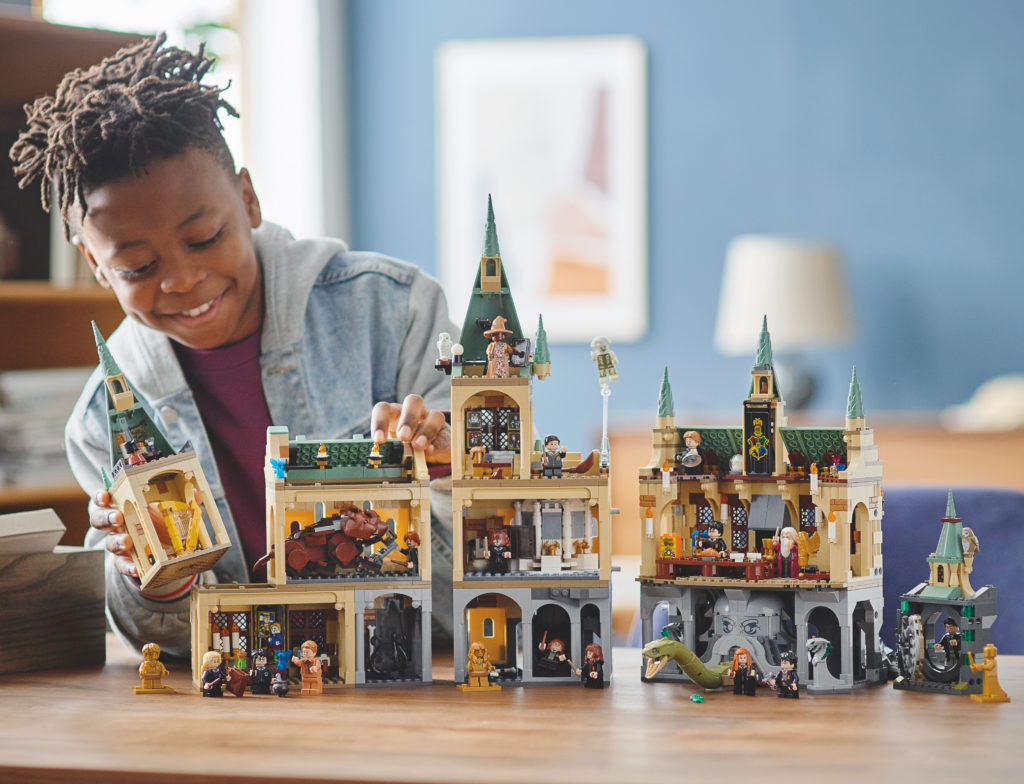 LEGO Harry Potter 20th Anniversary Combined Crop 1