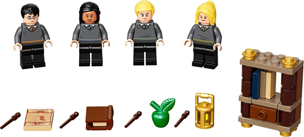 LEGO Harry Potter 40419 Minifigure Accessory Set