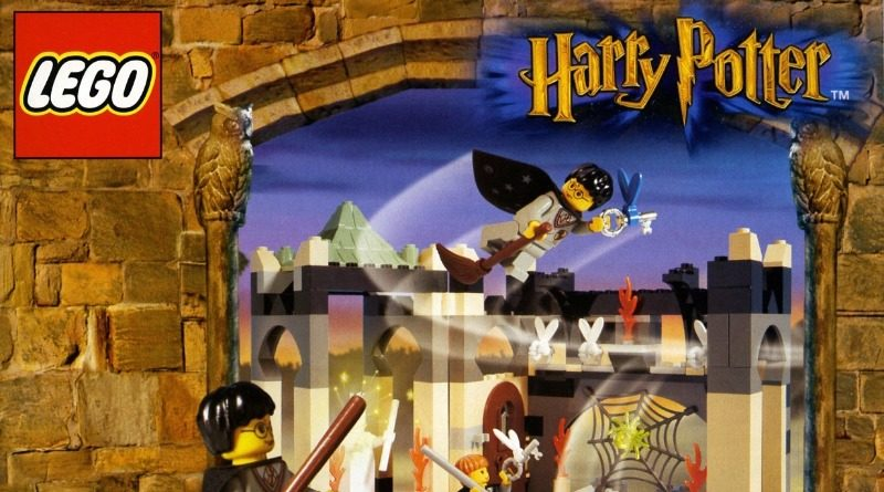 LEGO Harry Potter 4704 The Room Of The Winged Keys Featured 800x445