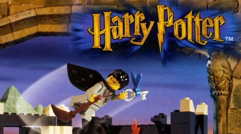 LEGO Harry Potter 4704 The Room of the Winged Keys featured