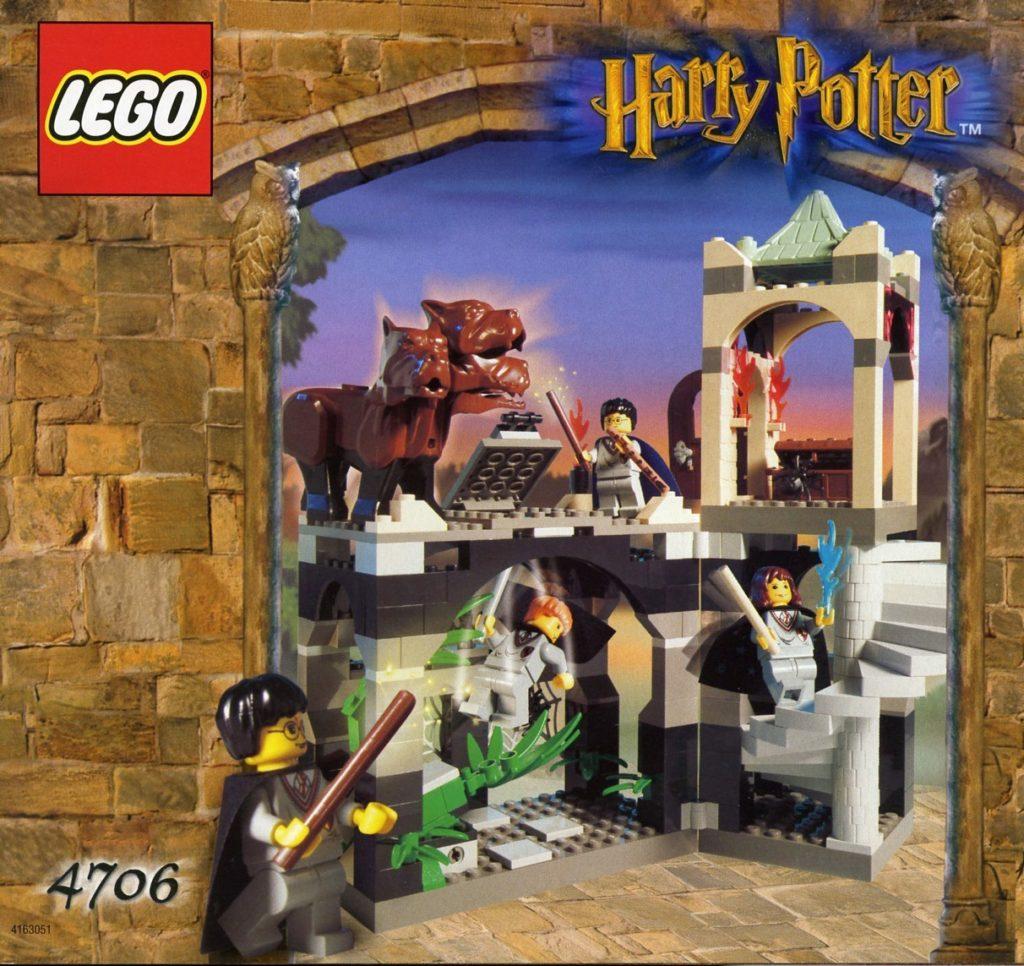 LEGO Harry Potter 4706 Forbidden Corridor 1